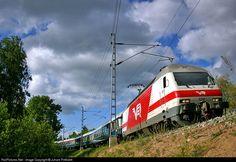 RailPictures.Net Photo: VR 3210 Finnish Railways Sr2 at Salo, Finland by Juhani Pirttilahti