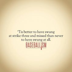 Yep! Even though I play softball, I think this is true for both sports.