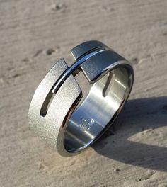8a4b1f113b5f8 21 Best Handmade rings images in 2018 | Handmade rings, Stainless ...
