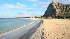 Spiaggia di San Vito Lo Capo e Monte Monaco