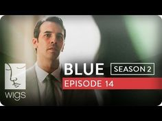 """Blue"": Season 2, Ep. 14 -- ""Are You Clean?"": Blue's meeting with a short-tempered client turns violent. #juliastiles #watchwigs www.youtube.com/wigs"