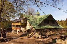 Chata Walońska w Szklarskiej Porębie.  http://www.idodo.pl/
