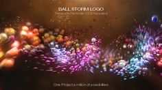 Storm Ball Logo #3D, #Ball, #Black, #Blue, #Broadcast, #Colors, #Flares, #Flashato, #Lights, #Particles, #Particular, #Rays, #Show, #Sphere, #Tv, #White http://goo.gl/xRKVuA