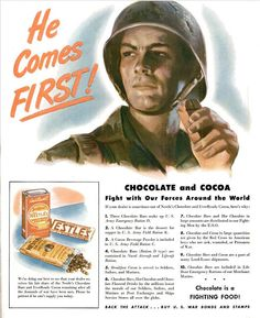 """It's patriotic. 