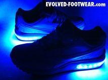 Light UP Nike Air Max LTD for MEN