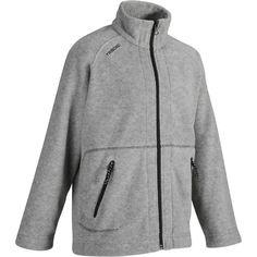 Abbigliamento barca Bambino - PILE BAMBINO 100 GRIGIO TRIBORD - Abbigliamento