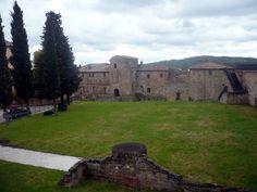 La Fortezza Orsini a Sorano, Maremma Tuscany