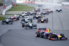 2013 Canadian Grand Prix -