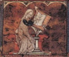 """ Marie de France @credits "" Marie de France (""Mary of France"") was a medieval poet who was probably born in France and lived in England during the late 12th century. She lived and wrote at an undisclosed court, but was almost certainly at least..."