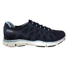 Women's S Sport By Skechers Comfort'D Performance Athletic Shoes - Blue 10