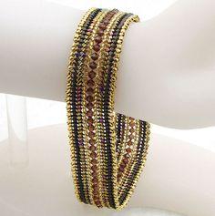 Gorgeous beadwork by Nancy Morris