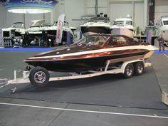 Motor Boote Schallehn: Gebrauchtboote - Glastron Carlson CV23 Scimitar
