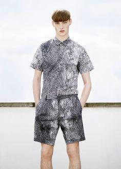 Topman Lux SS14. #style #fashion #SS14 #mens #Topman