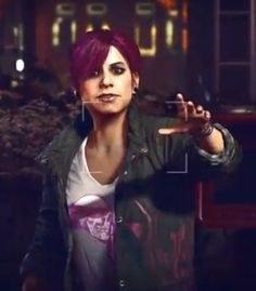 Abigail 'Fetch' Walker // Infamous Second Son