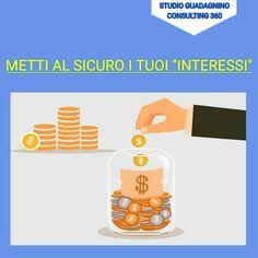 #CONSULTING360 - STUDIO GUADAGNINO  Perché affidarti a noi SEMPRE e PER TUTTE le tue esigenze finanziarie?