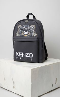 565a4df9c84f Neoprene Tiger backback for Kenzo