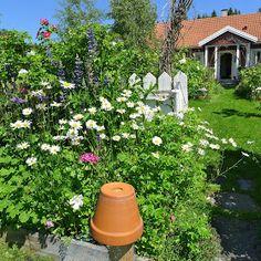 Mias Landliv: Glorious summer days