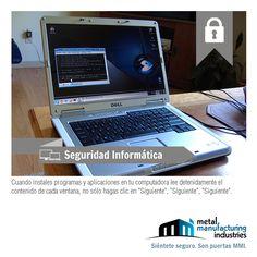 ¡Feliz y seguro día! ¿Eres de los instalan programas en su computadora haciendo clic en Siguiente, Siguiente, Siguiente? Checa esto.