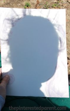 Painting shadows with watercolors - this is a wonderful art project that you…