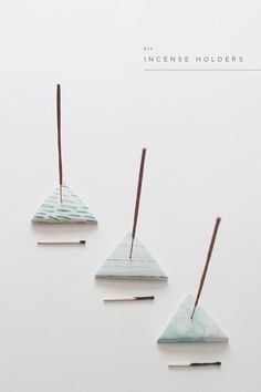 diy incense holders 2019 The world really runs on ideas! Take a look at these super cute incense holders that are made at home with clay! The post diy incense holders 2019 appeared first on Clay ideas.