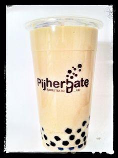珍珠奶茶,Black Assam Milk Tea with Tapioca, Tajwański klasyk czyli mleczna czarna z tapioką