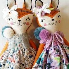 Deer Darling Dolls  #clothdoll #doll #dollmaker #handmadedoll #handmade #fabricdoll #textiledolls #heirloomdolls #collectordolls #ooakdolls #ooakclothdoll #handmadetoys #woodlandanimals #woodlandtheme #woodlandtoys #woodlanddoll #fox #foxclothdoll #foxdoll #forestfriends #deerdarlingdolls #etsy #etsyseller