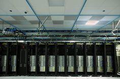 A Glimpse Inside A Facebook Server Farm