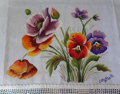 pintura em tecido pintura em tela riscos para pintar e artesanatos