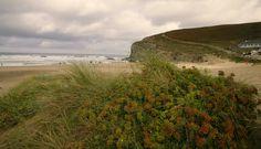 North Cornwall Beach