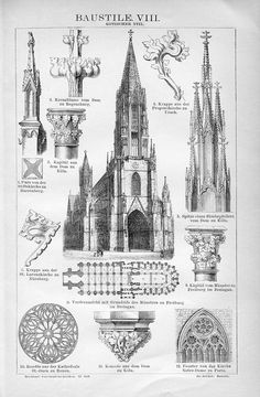 Byzantime, Romanesque, and Gothic Architecture and Design