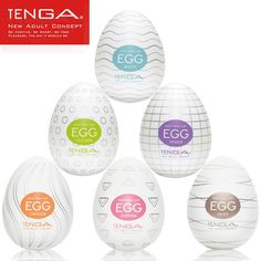Egg Male Masturbator Each Tenga Egg in the various features a different texture and a little sachet of branded lubricant. Small in stature but big in stimulation, these stretchy sex toys will accommodate lengths of up to 12 inches and 8 inches of girth!