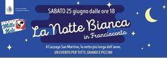 La Notte Bianca a Cazzago San Martino http://www.panesalamina.com/2016/48418-la-notte-bianca-a-cazzago-san-martino.html