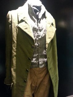 Valjean's mayor costume, worn by Hugh Jackman, Les Miserables Les Mis Movie, Les Miserables Costumes, Les Miserables 2012, Jean Valjean, Epic Film, Hugh Jackman, Musical Theatre, Historical Clothing, Les Miserables