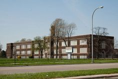 This post was authored by Curbed contributor MJ Galbraith. Since officials boarded up the Sidney D. Miller Middle School after the 2006-2007 school year, architecture geeks have been nervously pacing...