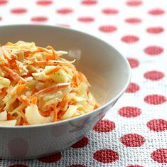 Ce soir au menu, on partage la vraie recette du coleslaw new-yorkais ! - Hello-Gourmet.fr