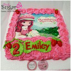 P344 torta fresita🍓🍓🍓🍓🍓 @pinksugar_pasteleriacreativa 💑💑😍😘#pinksugar #cupcakes  #barranquilla #pasteleria #reposteriacreativa #tortas #fondant #reposteriabarranquilla #happybirthday  #vainilla  #cake #baking  #galletas #cookies  #buttercream #vainilla  #oreo  #cupcakesbarranquilla #brownie #brownies #chocolate #tortasbarranquilla #toppersbarranquilla #browniespersonalizados #topperscupcake #fresitacake #tortafresita #strawberryshortcake