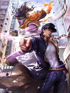 Jojo Anime, Anime One, Manga Anime, Blue Exorcist, Cowboy Bebop, Jojo's Bizarre Adventure, 2014 Anime, Naruto, Inu Yasha