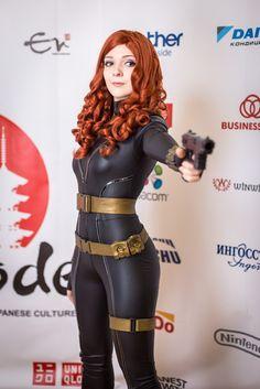 Black Widow by JennyKinder.deviantart.com