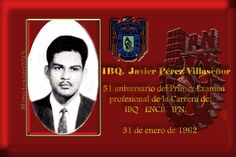 First Biochemical Engineer graduated from ENCB IPN MEXICO