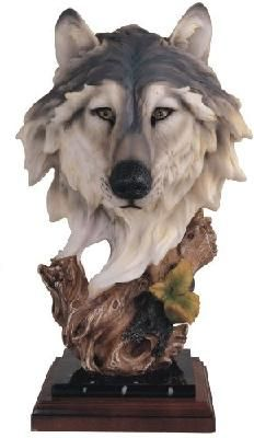 Wolf Collectible Wildlife Animal Figurine
