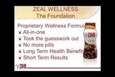 Zeal Wellness Foundation www.sparksteam.zealforlife.com