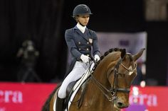 The Fancy Footwork of Dressage Freestyle