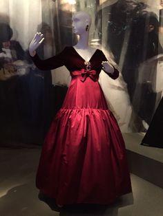 Evening Gown, Oscar de la Renta Fall/Winter 1992-1993