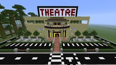 movie theaters in minecraft - Google Search