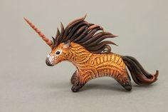 Przewalski unicorn totem by hontor.deviantart.com on @deviantART