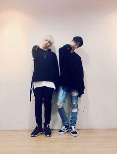 Minhyuk & Hyungwon