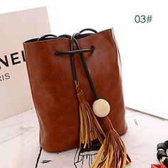 New Fashion Women Leather Satchel Handbag Shoulder Tote Messenger Crossbody Bag, Crafted from high quality PU leather(ฺBrown) - http://leather-handbags-shop.com/new-fashion-women-leather-satchel-handbag-shoulder-tote-messenger-crossbody-bag-crafted-from-high-quality-pu-leather%e0%b8%babrown/