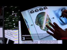Perceptive Pixel, maker of multitouch displays. Potential library applications:   better 3D image manipulation; multi-screen, multi-user collaboration; tactile interaction with a virtual collection; virtual group video conferencing.