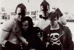 Misfits Band | Scared yet? Don't worry, they might be pop artists!