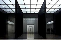 installation by robert irwin